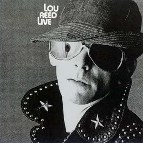 Cover zu Lou Reed - Lou Reed Live (LP, Album) Schallplatten Ankauf