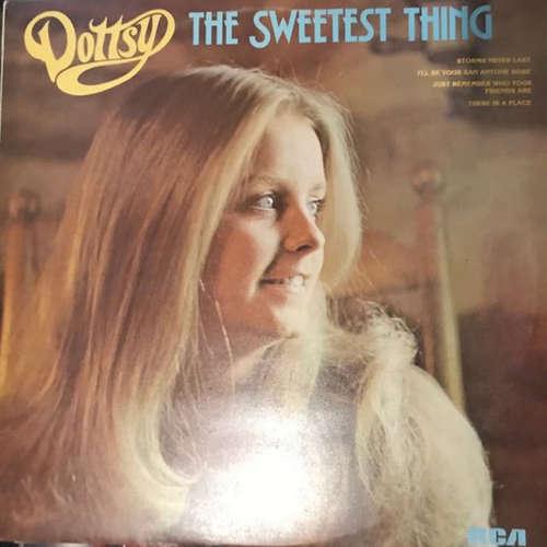 Bild Dottsy - The Sweetest Thing (LP) Schallplatten Ankauf