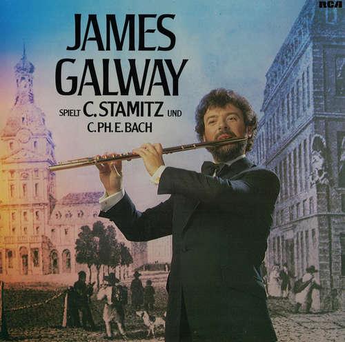 Bild James Galway - James Galway Plays Stamitz (LP, Album) Schallplatten Ankauf