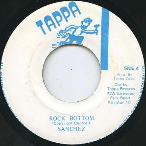 Bild Sanchez - Rock Bottom (7) Schallplatten Ankauf