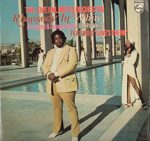 Bild The Love Unlimited Orchestra* - Rhapsody In White (LP, Album) Schallplatten Ankauf