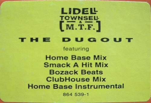 Bild Lidell Townsell & M.T.F. - The Dugout (12, Promo) Schallplatten Ankauf