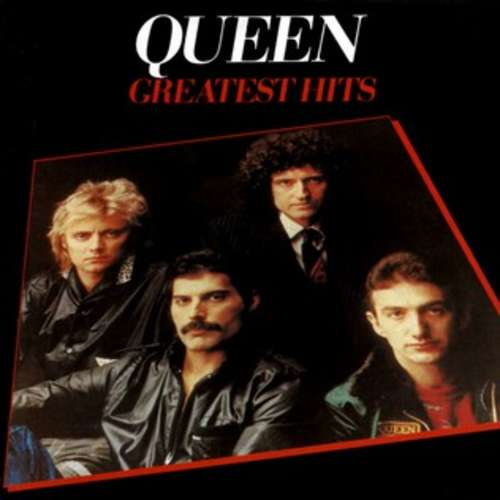 Cover Queen - Greatest Hits (LP, Comp) Schallplatten Ankauf