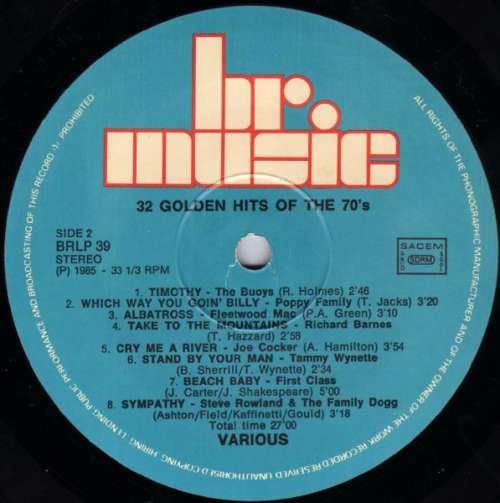 Bild Various - Remember The 70's (2xLP, Comp) Schallplatten Ankauf