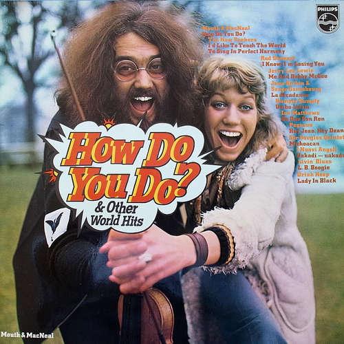 Cover zu Various - How Do You Do & Other World Hits (LP, Album, Comp) Schallplatten Ankauf