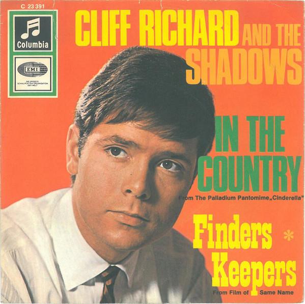 Bild Cliff Richard And The Shadows* - In The Country (7, Single) Schallplatten Ankauf