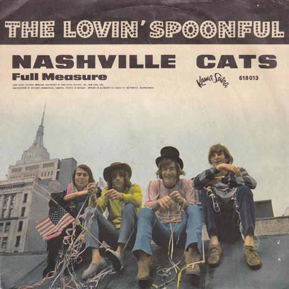 Bild The Lovin' Spoonful - Nashville Cats (7, Single) Schallplatten Ankauf