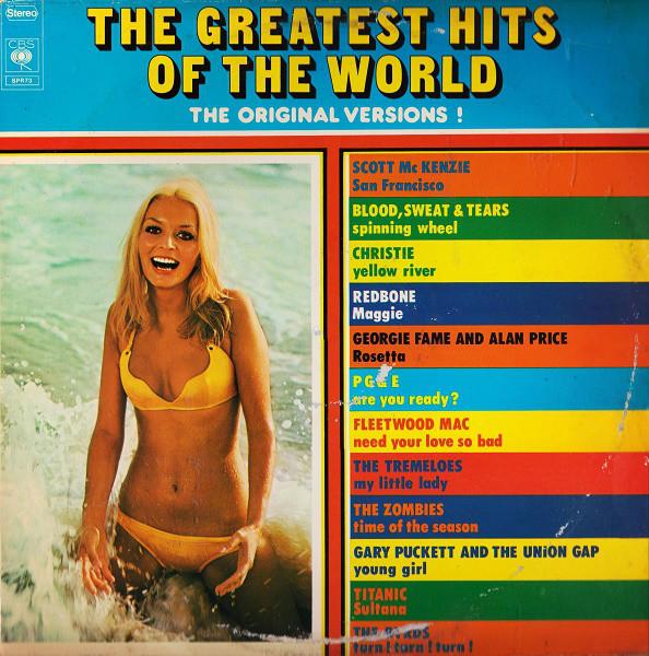 Bild Various - The Greatest Hits Of The World (LP, Comp) Schallplatten Ankauf