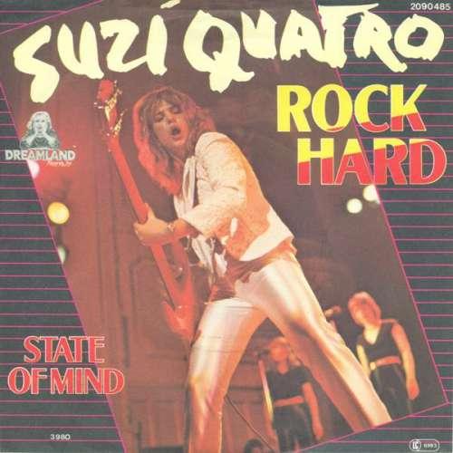 Bild Suzi Quatro - Rock Hard (7, Single) Schallplatten Ankauf