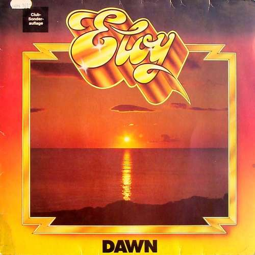 Cover Eloy - Dawn (LP, Album, Club) Schallplatten Ankauf