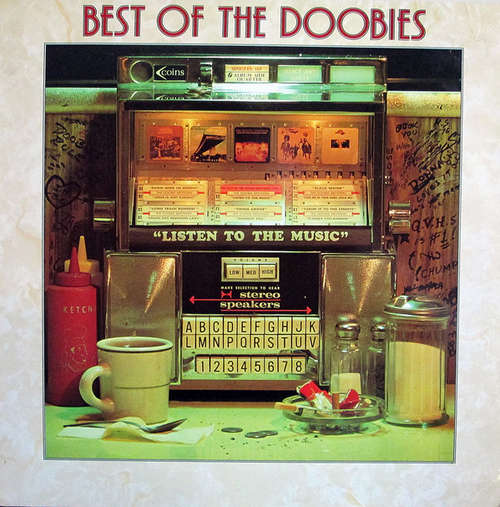 Cover The Doobie Brothers - Best Of The Doobies (LP, Comp, RE) Schallplatten Ankauf
