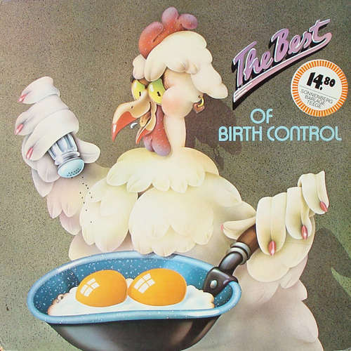 Cover Birth Control - The Best Of Birth Control (LP, Comp) Schallplatten Ankauf