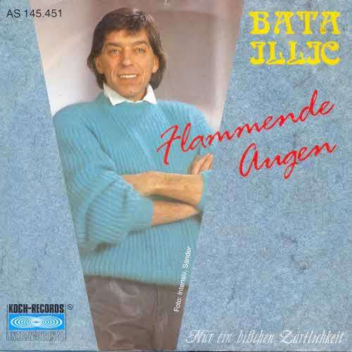 Bild Bata Illic - Flammende Augen (7, Single) Schallplatten Ankauf