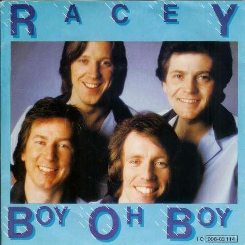 Bild Racey - Boy Oh Boy (7, Single) Schallplatten Ankauf