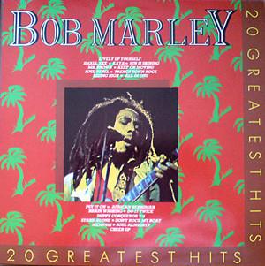 Cover Bob Marley - 20 Greatest Hits (LP, Comp) Schallplatten Ankauf