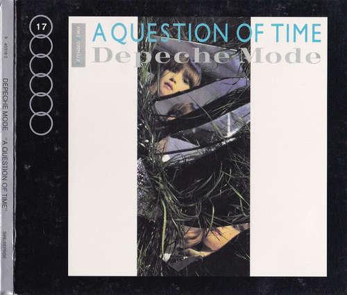 Cover Depeche Mode - A Question Of Time (Extended Remix) (CD, Single, RP, Dig) Schallplatten Ankauf