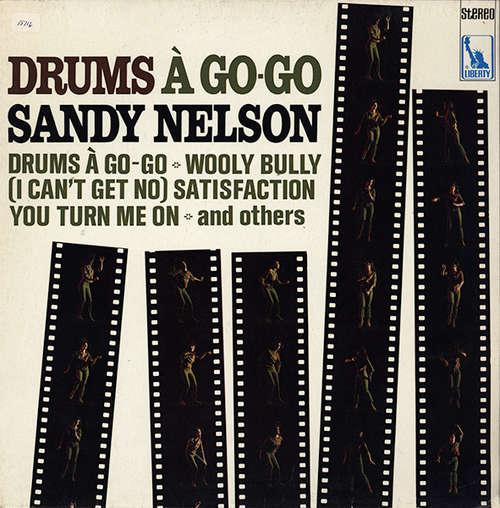 Bild Sandy Nelson - Drums À Go-Go (LP, Album, RE) Schallplatten Ankauf