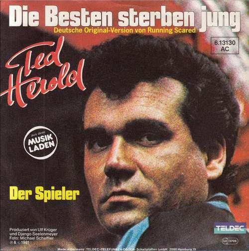 Bild Ted Herold - Die Besten Sterben Jung (7, Single) Schallplatten Ankauf
