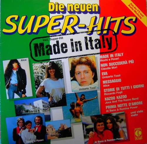 Bild Various - Die Neuen Super-Hits - Made In Italy (LP, Comp) Schallplatten Ankauf