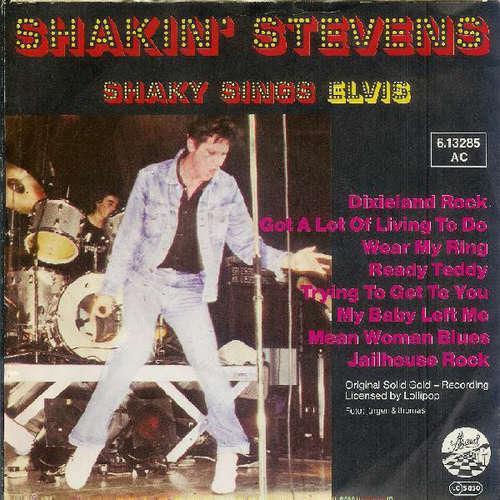 Bild Shakin' Stevens - Shaky Sings Elvis (7) Schallplatten Ankauf
