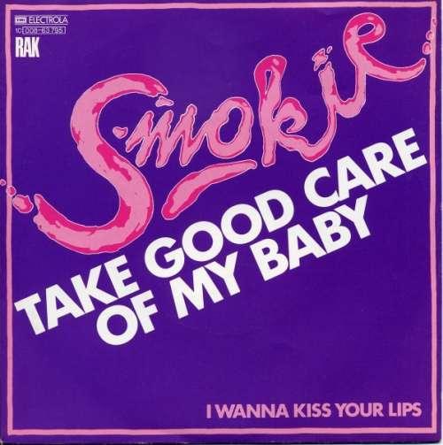 Bild Smokie - Take Good Care Of My Baby (7, Single) Schallplatten Ankauf