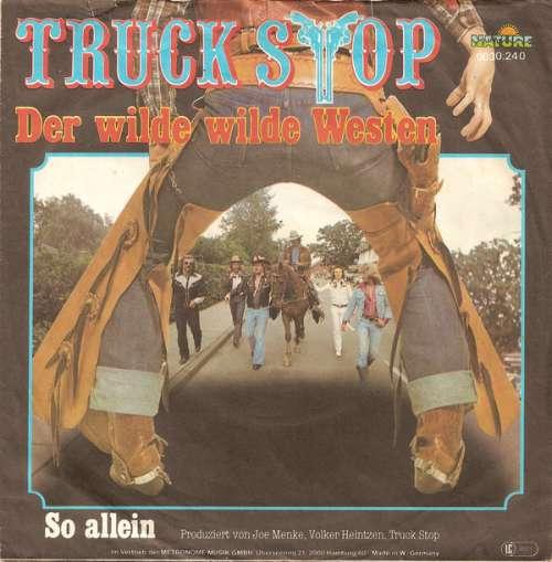 Bild Truck Stop (2) - Der Wilde Wilde Westen (7, Single) Schallplatten Ankauf