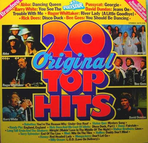 Bild Various - 20 Original Top Hits (LP, Comp) Schallplatten Ankauf