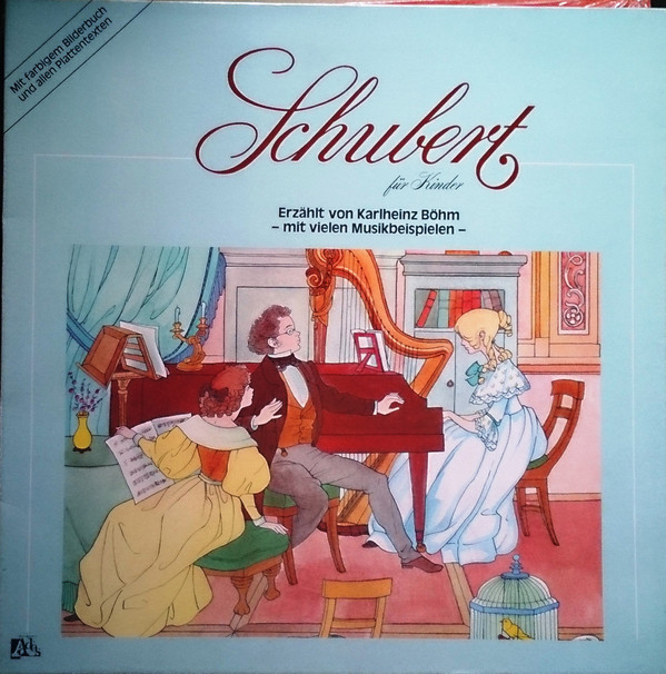 Bild Karlheinz Böhm - Schubert Für Kinder (LP) Schallplatten Ankauf