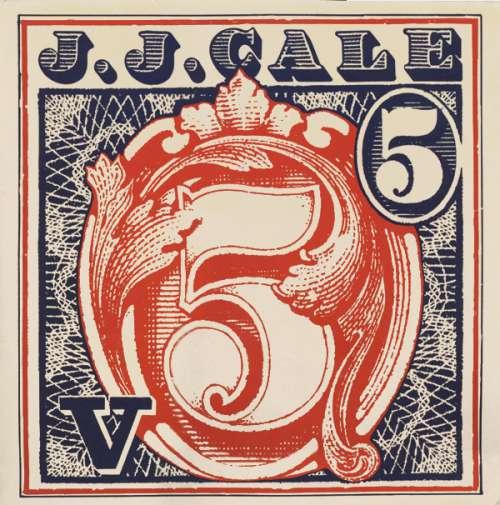 Cover zu J.J. Cale - 5 (LP, Album) Schallplatten Ankauf