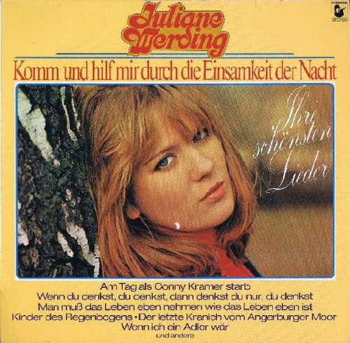 Bild Juliane Werding - Komm Und Hilf Mir Durch Die Einsamkeit Der Nacht - Ihre Schönsten Lieder (LP, Comp) Schallplatten Ankauf