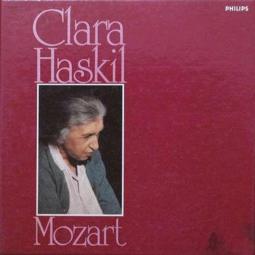 Bild Clara Haskil, Mozart* - Mozart (Box, Comp + LP, Mono + LP + LP, Mono + LP, Mono + ) Schallplatten Ankauf