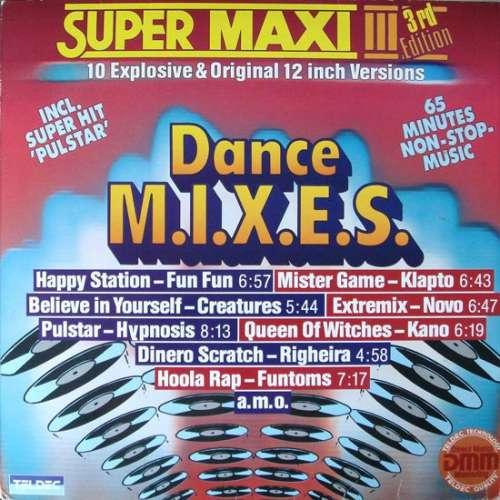 Bild Various - Super Maxi III (Dance M.I.X.E.S.) (LP, Comp, Mixed) Schallplatten Ankauf