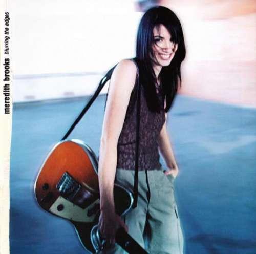 Bild Meredith Brooks - Blurring The Edges (CD, Album) Schallplatten Ankauf