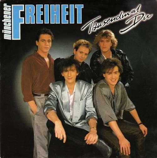 Bild Münchener Freiheit - Tausendmal Du (7, Single) Schallplatten Ankauf