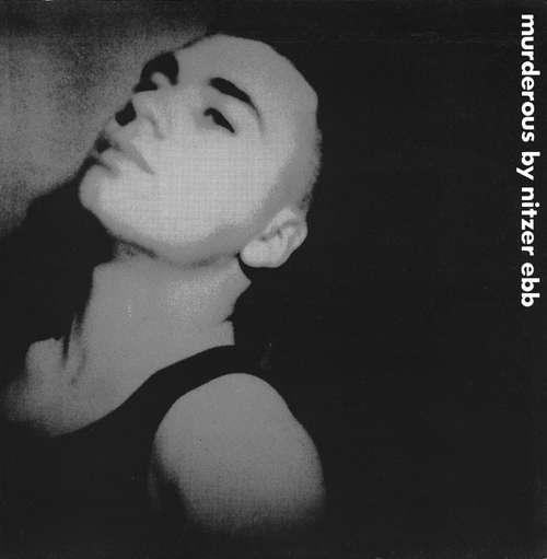 Cover zu Nitzer Ebb - Murderous (12, Single) Schallplatten Ankauf
