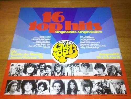 Bild Various - 16 Top Hits - Tophits Der Monate Januar/Februar '79 (LP, Comp) Schallplatten Ankauf