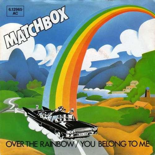 Bild Matchbox (3) - Over The Rainbow / You Belong To Me (7, Single) Schallplatten Ankauf