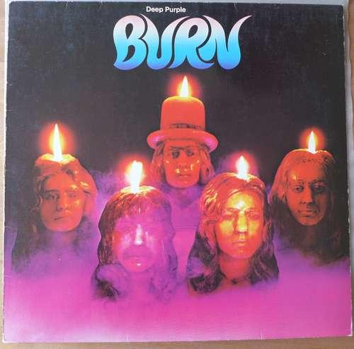 Cover Deep Purple - Burn (LP, Album, RE) Schallplatten Ankauf
