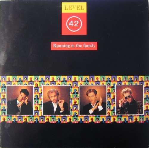 Cover Level 42 - Running In The Family (LP, Album) Schallplatten Ankauf