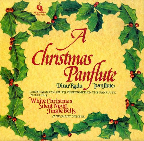 Bild Dinu Radu, The Holterman String Quartet and Studio Choir - A Christmas Panflute (LP, Album, Comp) Schallplatten Ankauf