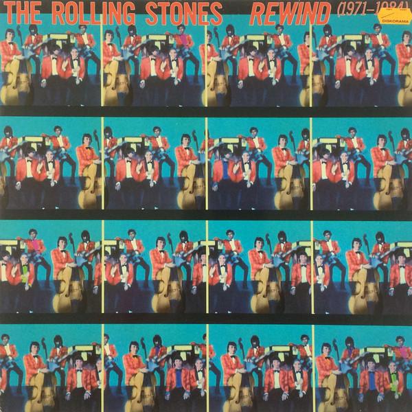 Cover The Rolling Stones - Rewind (1971-1984) (LP, Comp) Schallplatten Ankauf