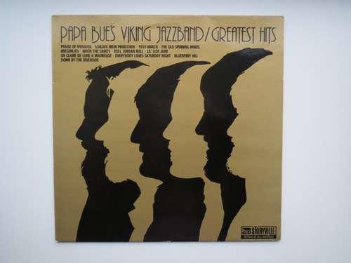 Cover Papa Bue's Viking Jazz Band - Greatest Hits (LP, Comp) Schallplatten Ankauf