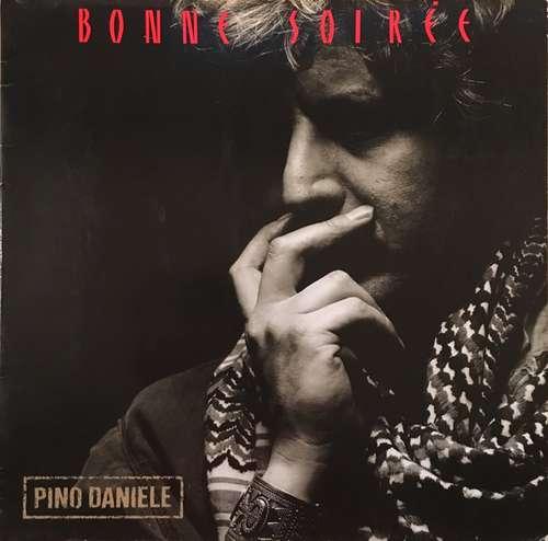 Cover Pino Daniele - Bonne Soirée (LP, Album, Gat) Schallplatten Ankauf