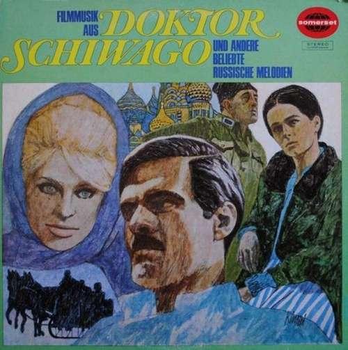 Cover zu Das Cinema Stage Orchestra* - Filmmusik Aus Doktor Schiwago Und Andere Beliebte Russische Melodien (LP) Schallplatten Ankauf