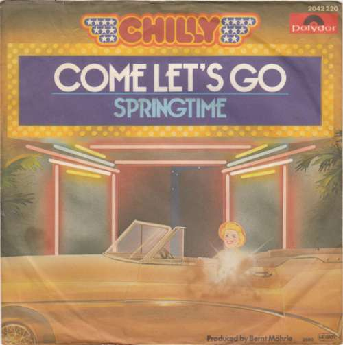 Bild Chilly - Come Let's Go (7, Single) Schallplatten Ankauf