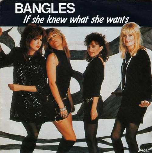 Bild Bangles - If She Knew What She Wants (7, Single) Schallplatten Ankauf