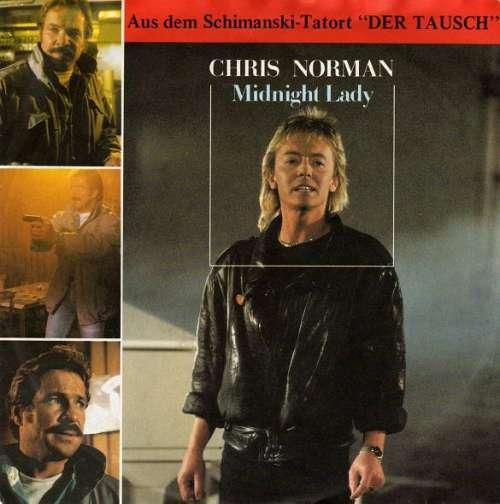 Bild Chris Norman - Midnight Lady (7, Single) Schallplatten Ankauf