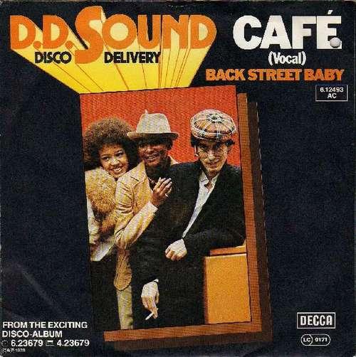 Bild D.D. Sound - Café (7, Single) Schallplatten Ankauf