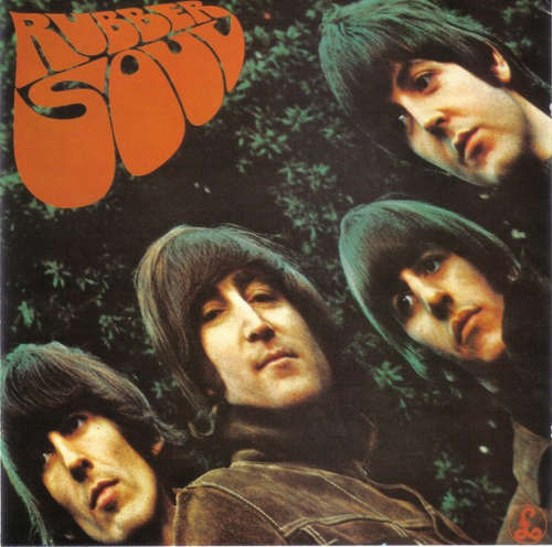 Cover The Beatles - Rubber Soul (CD, Album, RE, RP) Schallplatten Ankauf