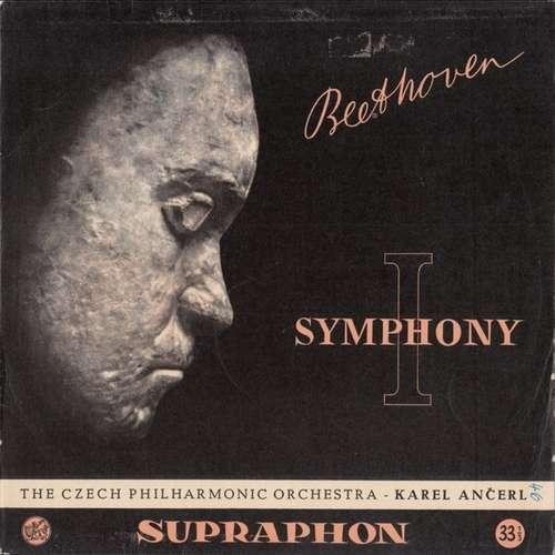Bild The Czech Philharmonic Orchestra Conductor: Karel Ančerl : Ludwig van Beethoven - Symphony No 1 In C Major, Op. 21 (10, Mono) Schallplatten Ankauf